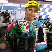 "Salom: ""My mother just told me: enjoy"""