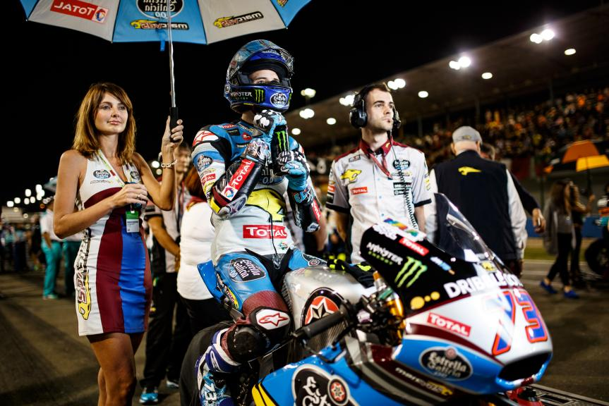 Alex Marquez, Estrella Galicia 0,0 Marc Vds, Grand Prix of Qatar ©Alex Chailan / David Piolé