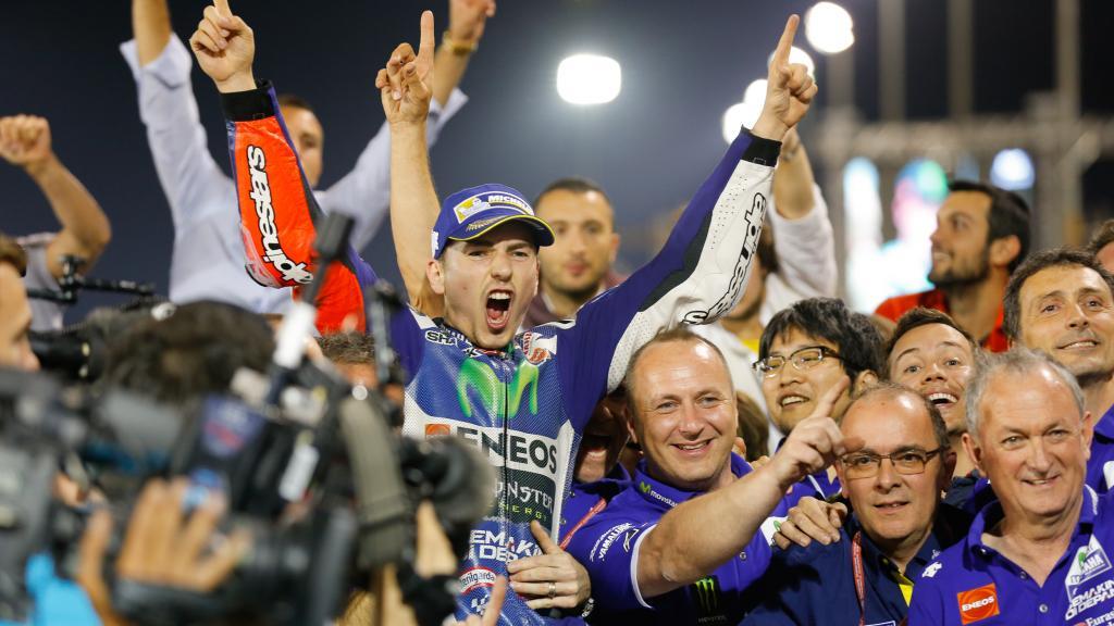 TC- Jorge Lorenzo, Movistar Yamaha Moto Gp, Grand Prix of Qatar