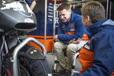 Smith será piloto de KTM en MotoGP™