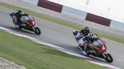 Shell Advance Asia Talent Cup Race 1 highlights from Qatar