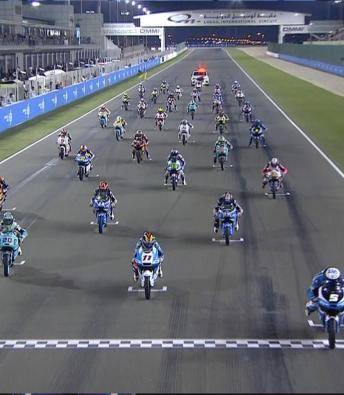 #QatarGP: Moto3™ Full Race