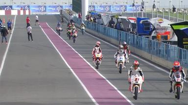 #Qatar GP: Warm Up Moto3™