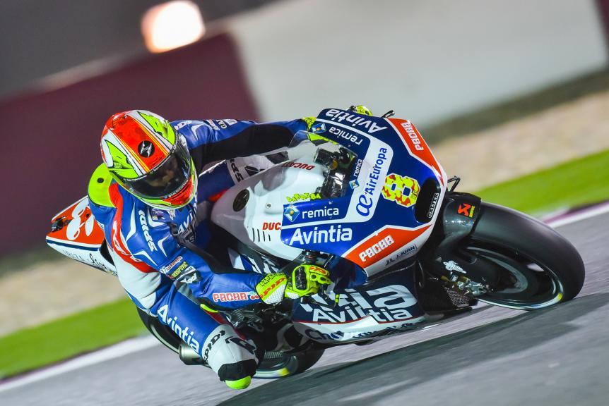 Hector Barbera, Avintia Racing, Grand Prix of Qatar