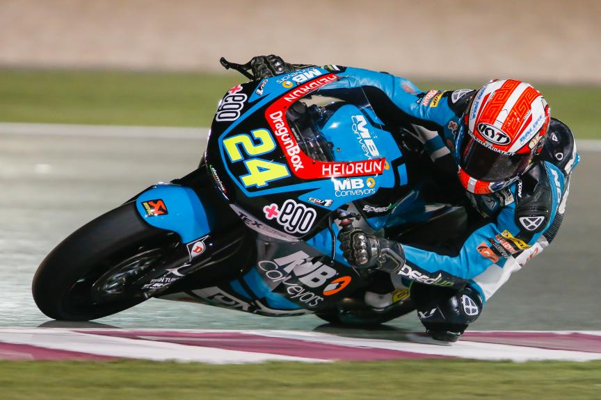 Simone Corsi, Speed Up Racing, Commercial Bank Grand Prix of Qatar