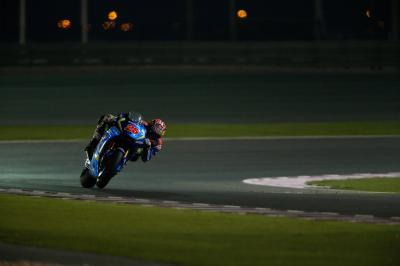 "Viñales: ""I felt the bike sliding a lot"""