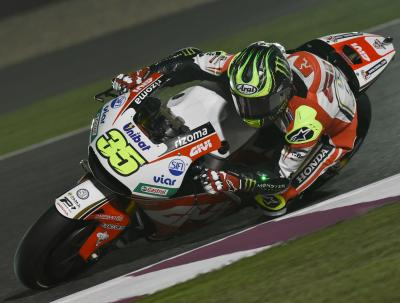 "Crutchlow: ""The bike didn't have a clue where we were"""