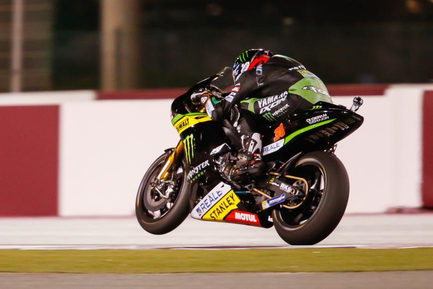 Bradley Smith, Monster Yamaha Tech 3, , Grand Prix of Qatar