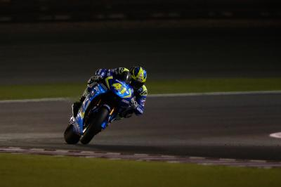 "Espargaro: ""I knew it was a gamble"""