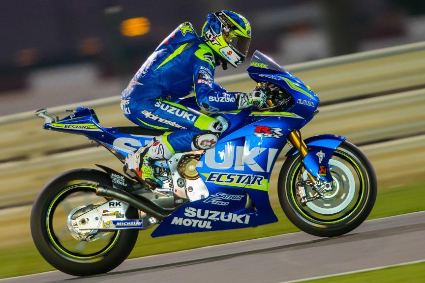 Aleix Espargaro, Team SUZUKI ECSTAR, , Grand Prix of Qatar