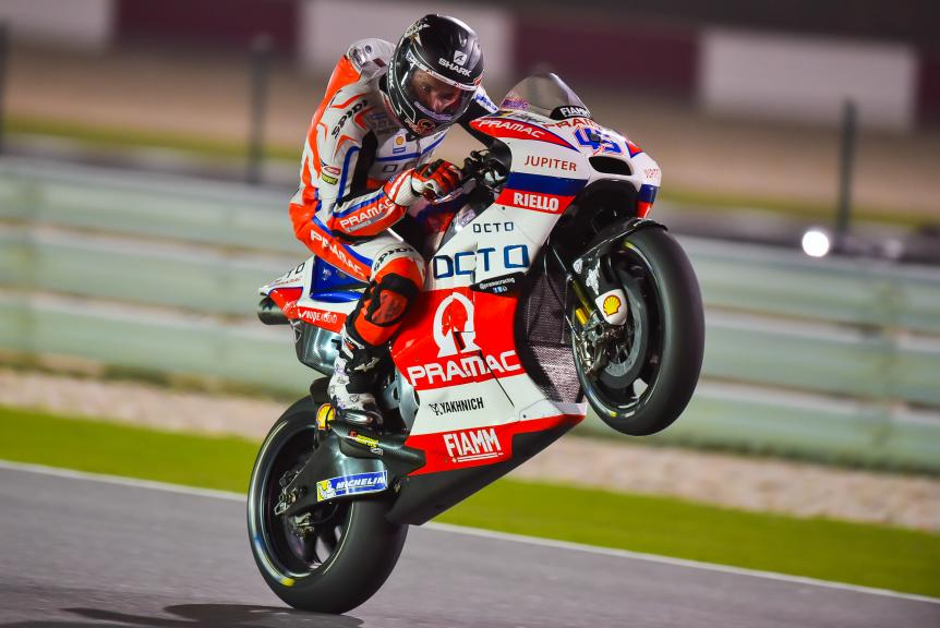 Scott Redding OCTO Pramac Yakhnich, Grand Prix of Qatar