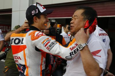 Marquez Blog: A positive outcome