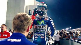 All the most unmissable moments from the #QatarGP in one place!