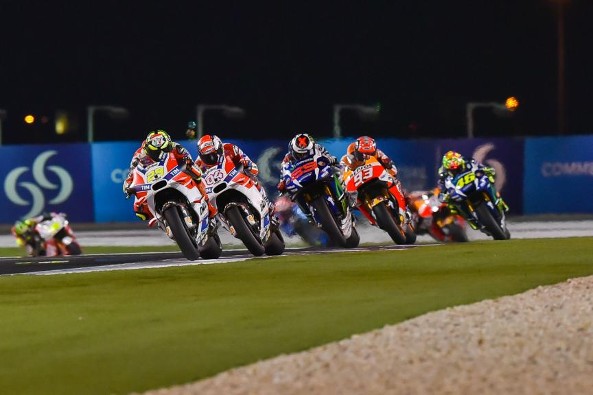 MotoGP, GP of Qatar