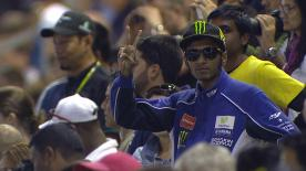 An alternative look at the happenings behind the scenes at the #QatarGP, including all the best oddities & outtakes.