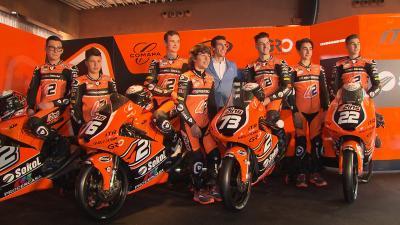 Rins lanza el equipo Procercasa 42Motorsport