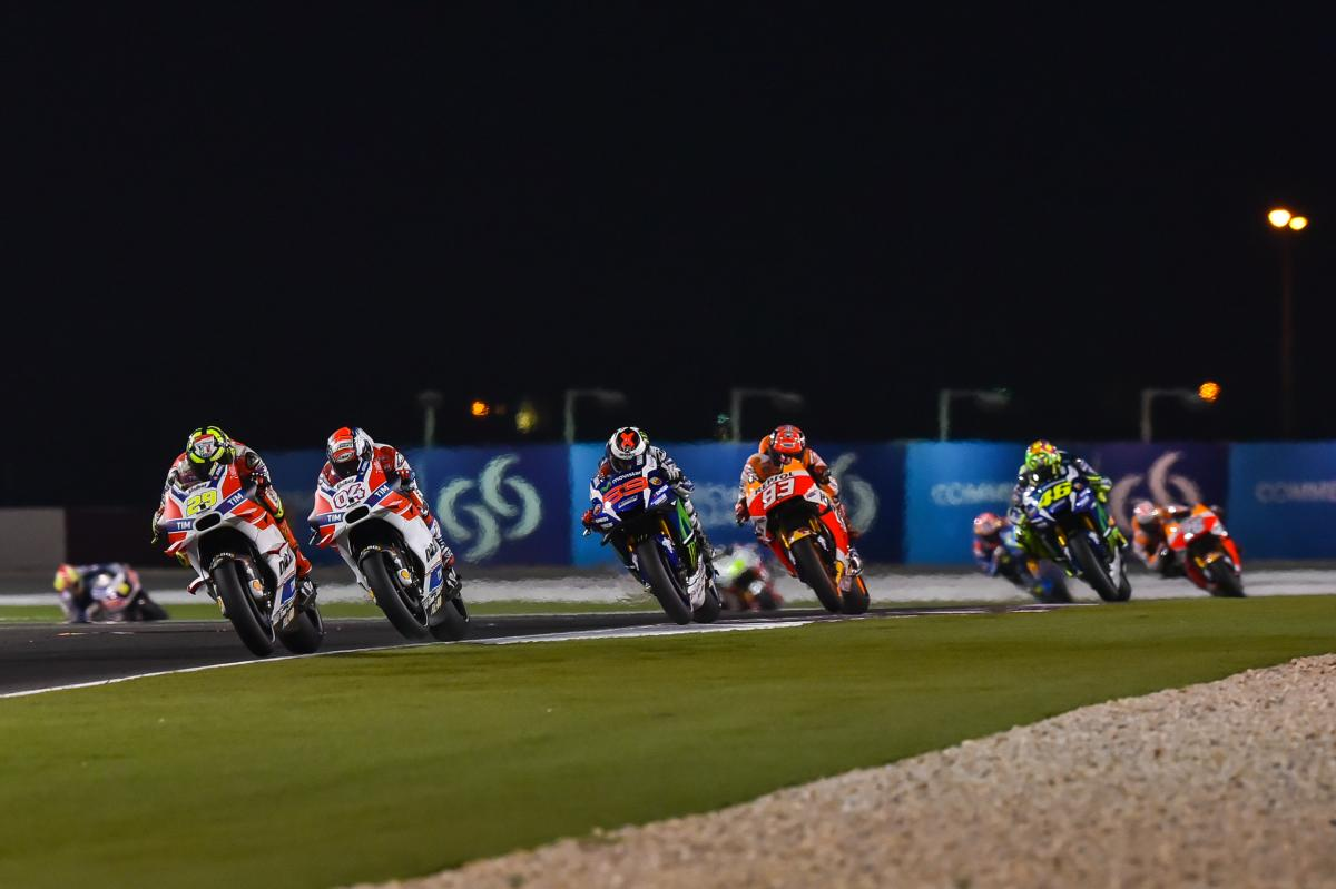 It's all new in MotoGP™!   MotoGP™