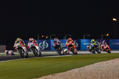 It's all new in MotoGP™!