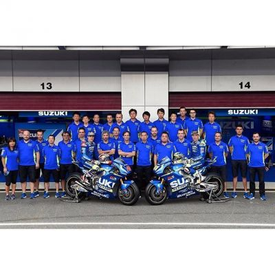 Top team! @teamsuzukiecstar