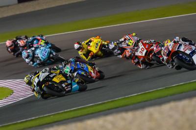 Le Moto2™ poursuit sa tournée en Argentine