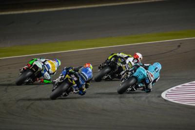 #StatAttack: Moto2™ Fakten zum Argentinien-Lauf