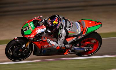 "Bradl: ""We need to get some kilometres in"""