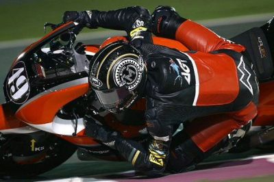 Falling down is an accident, staying down is a choice. Off to #ArgentinaGP https://t.co/a3oTNtZa77