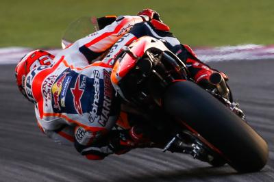 "Marquez: ""We haven't had a winter test here to count on"""