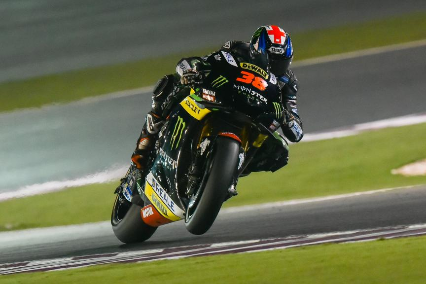 Bradley Smith, GP of Qatar