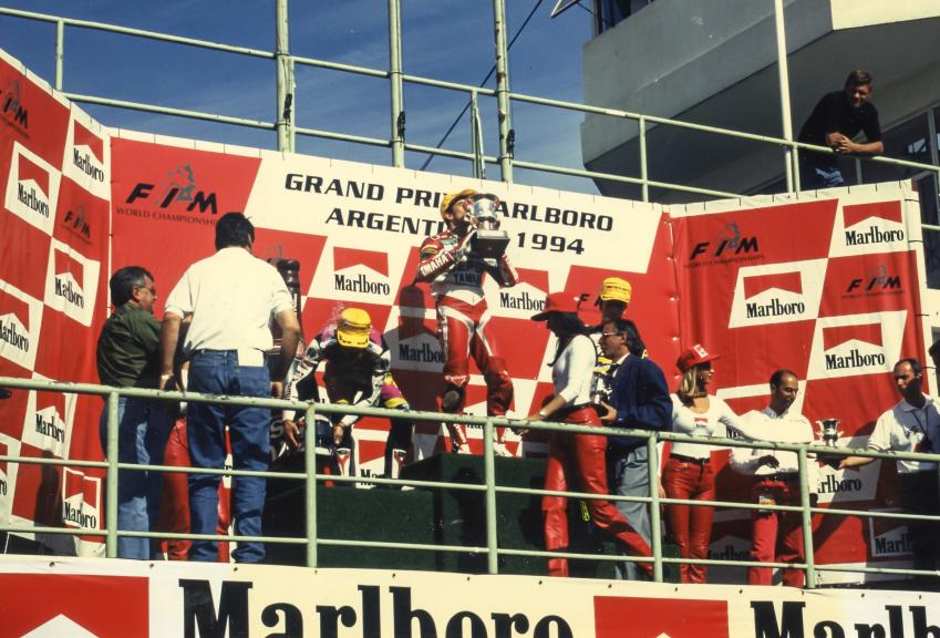 Aspar, Argentina 1994
