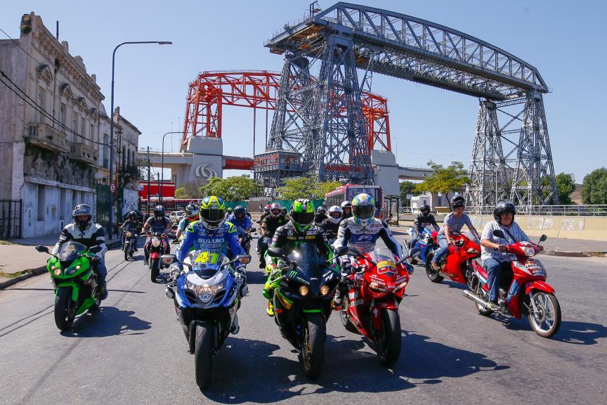 Pre-Event Gran Premio Motul de la República Argentina