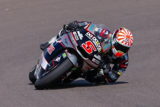 Zarco remains in control in Argentina