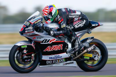 "Zarco: ""I am very focused on doing well"""