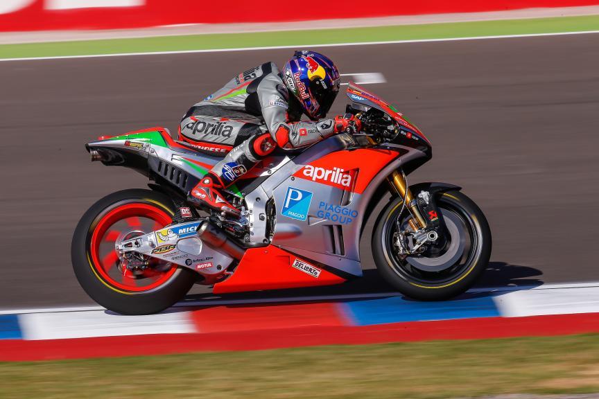 Stefan Bradl, Aprilia Racing Team Gresini, MotoGP, Gran Premio Motul de la República Argentina