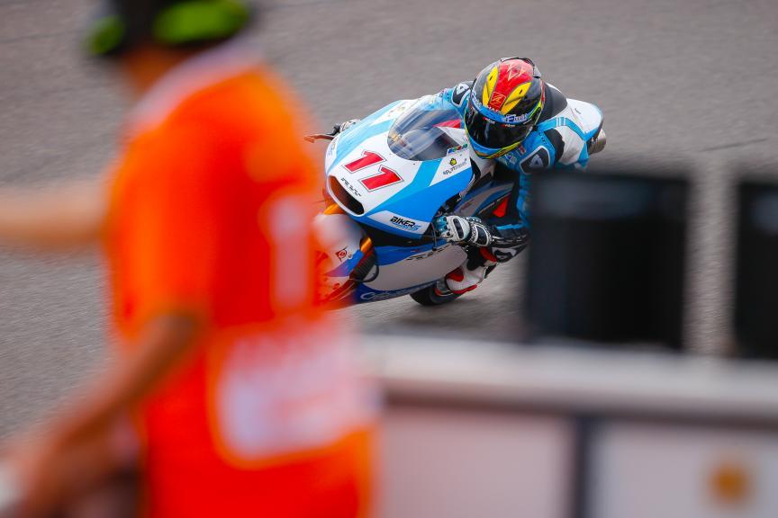 Livio Loi, RW Racing GP BV, Moto3, Gran Premio Motul de la República Argentina