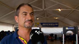 The Manager of the Michelin MotoGP programme discusses the tyre allocation for the abrasive Termas de Río Hondo Circuit.