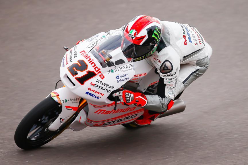 Francesco Bagnaia, ASPAR Mahindra Team Moto3, Moto3, Gran Premio Motul de la República Argentina