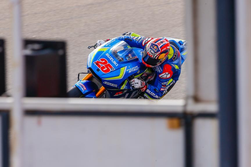 Maverick Viñales, Team SUZUKI ECSTAR, MotoGP, Gran Premio Motul de la República Argentina