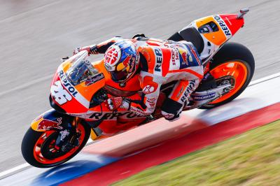 "Pedrosa: ""Times were a little slower than we had expected"""