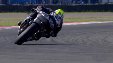 Moto2™クラス‐初日‐ハイライト