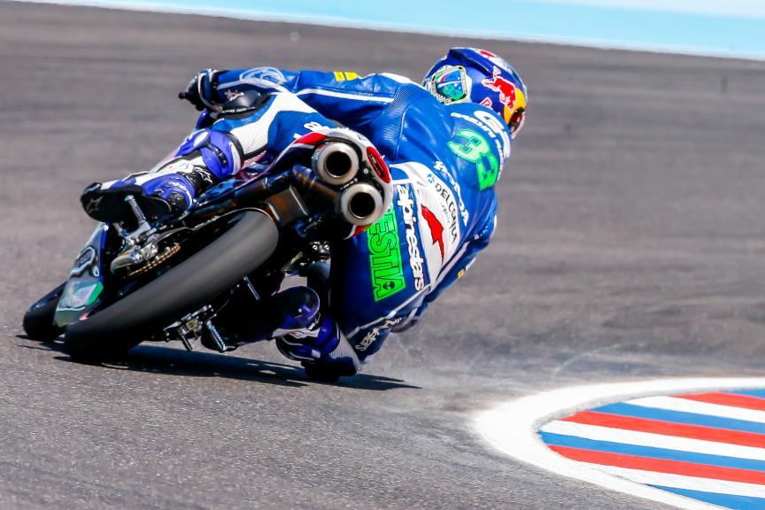 Enea Bastianini, Gresini Racing Moto3, Moto3, Gran Premio Motul de la República Argentina