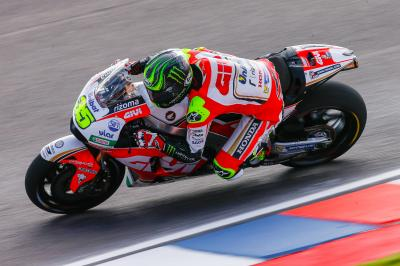 "Crutchlow: ""I think everyone is struggling a little'"