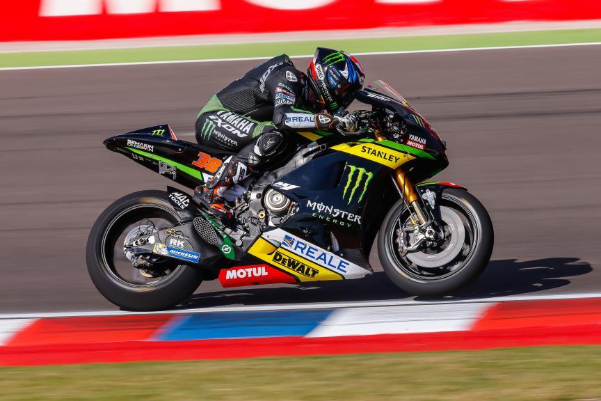 Bradley Smith, Monster Yamaha Tech 3, MotoGP, Gran Premio Motul de la República Argentina