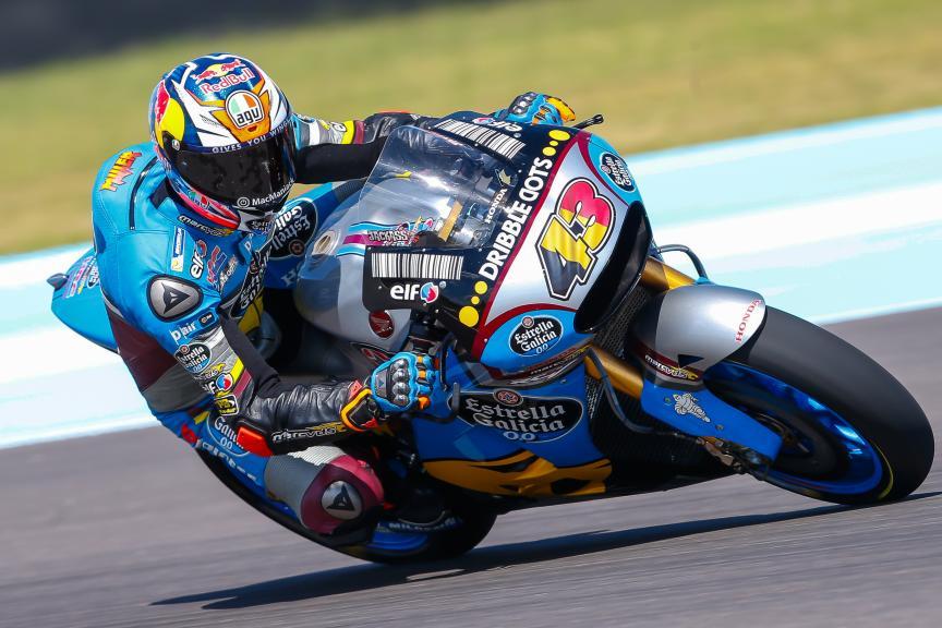 Jack Miller, Estrella Galicia 0,0 Marc VDS, MotoGP, Gran Premio Motul de la República Argentina