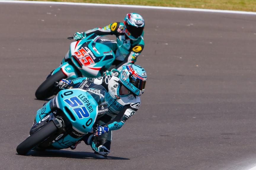 Danny Kent, Leopard RacingMoto2, Gran Premio Motul de la República Argentina