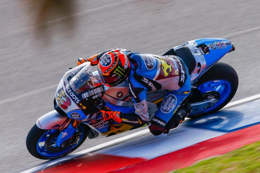 Tito Rabat, Estrella Galicia 0,0 Marc VDS, MotoGP, Gran Premio Motul de la República Argentina