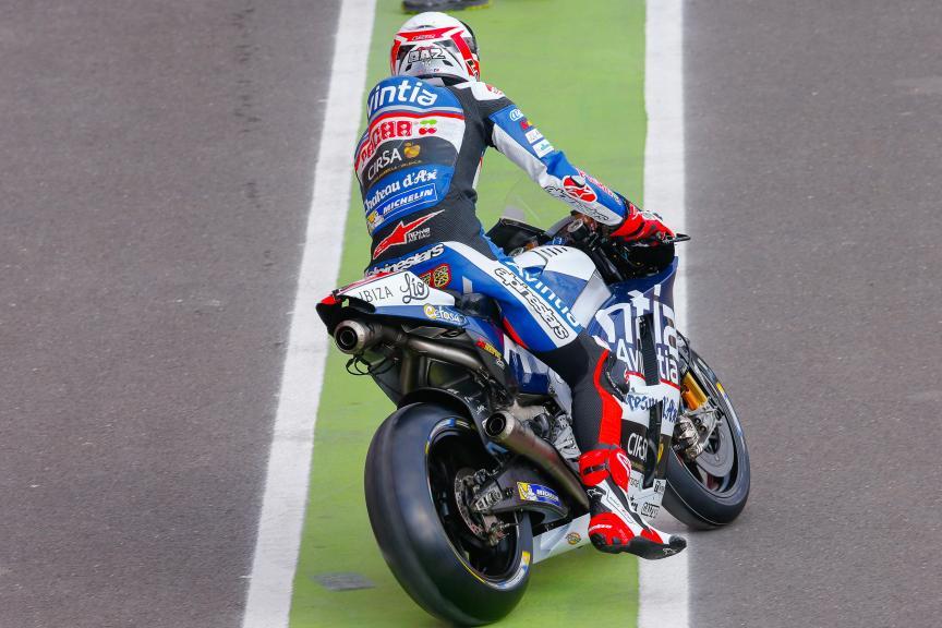 Loris Baz, Avintia Racing, MotoGP, Gran Premio Motul de la República Argentina