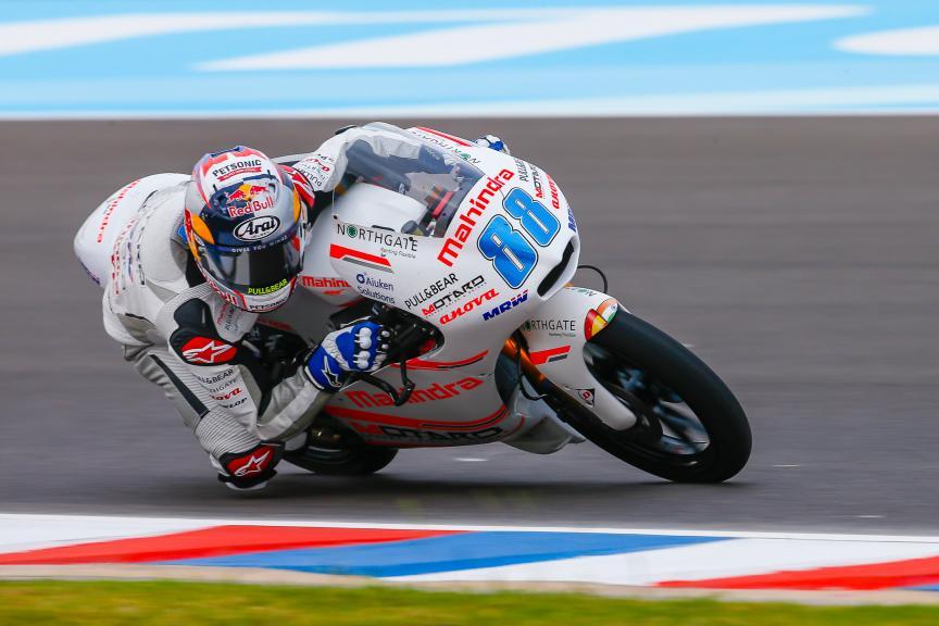 Jorge Martin, ASPAR Mahindra Team Moto3, Moto3, Gran Premio Motul de la República Argentina