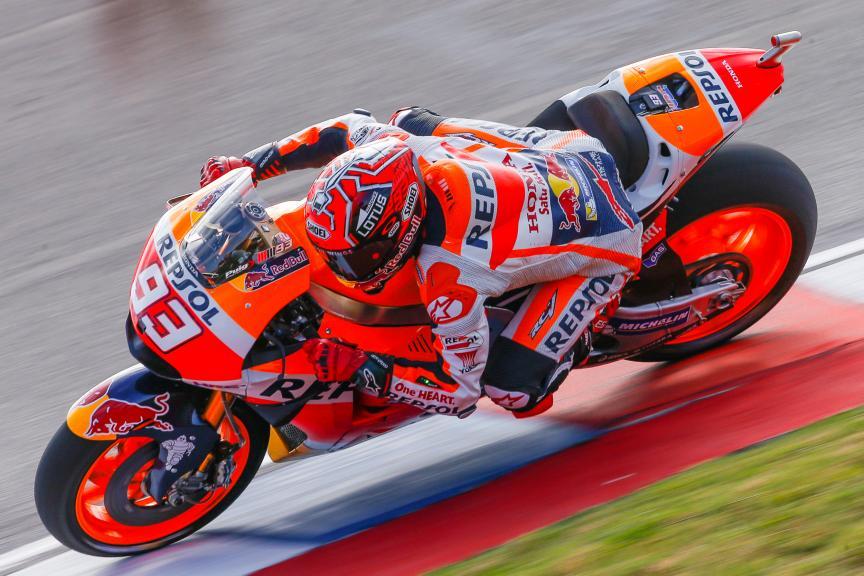 Marc Marquez, Repsol Honda Team, MotoGP, Gran premio Motul de la República Argentina