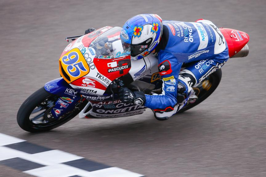 Jules Danilo, Ongetta-Rivacold, Moto3, Gran Premio Motul de la República Argentina